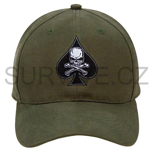 Baseball čepice Death Spade zelená 8456eb1a67