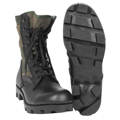 V této kategorii si můžete vybrat z nabídky vojenských a taktických bot pro military  nadšence i pro profesionály. Nabízíme boty do džungle 0544cf86b6
